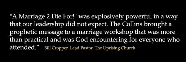 Bill Cropper Testimony