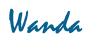 Wanda-Signature